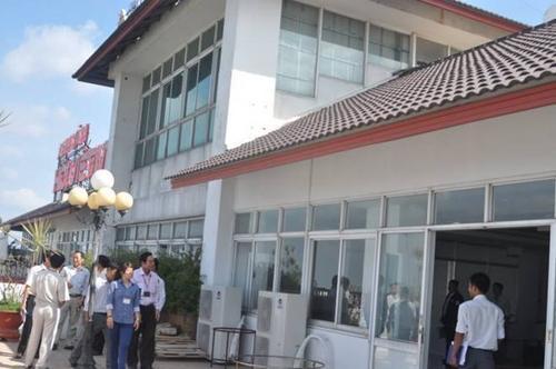 Phần xây dựng trái phép trên sân thượng của chung cư Bình Minh (Q.9)