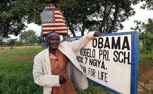 Châu Phi huyên náo chờ đón Obama
