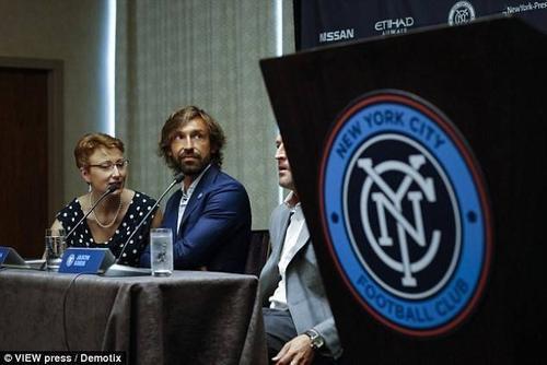 Andrea Pirlo so tài với Kaka tại MLS vào cuối tuần
