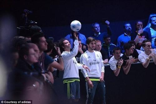 Ronaldo và đồng đội hào hứng trước trận gặp Man City