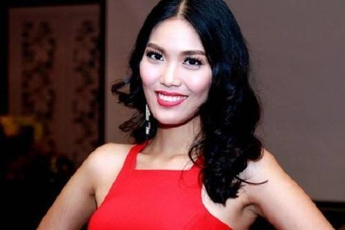 Đại diện Việt Nam tại Miss World 2015 có chiếc mũi hơi tẹt.