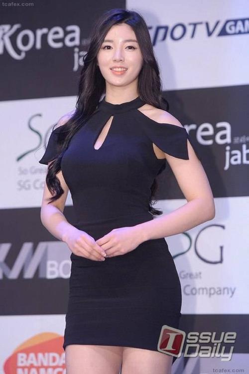 Người mẫu thể hình Yoo Seung Ok.