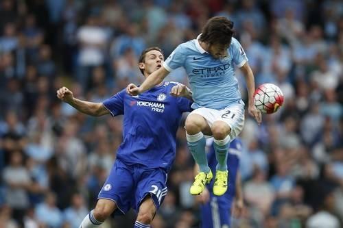 David Silva - người luôn giữ vững phong độ tại Man City