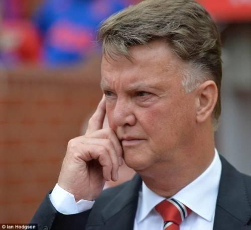 Luis Van Gaal còn quá nhiều việc phải làm nếu muốn Mu vô địch mùa này