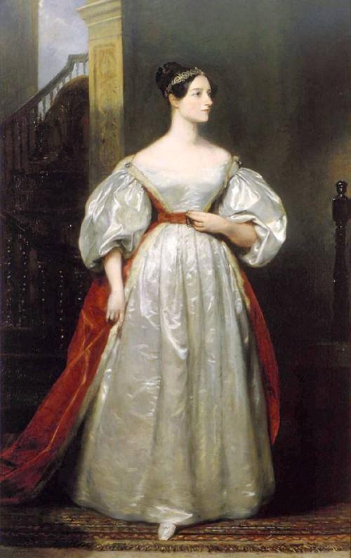 Ada Lovelace - Nữ lập trình viên đầu tiên trong lịch sử. Bà trở nên nổi tiếng vì đã viết bản mô tả chiếc máy tính của Charles Babbage, nhan đề có tên The Analytical Engine vào năm 1840.