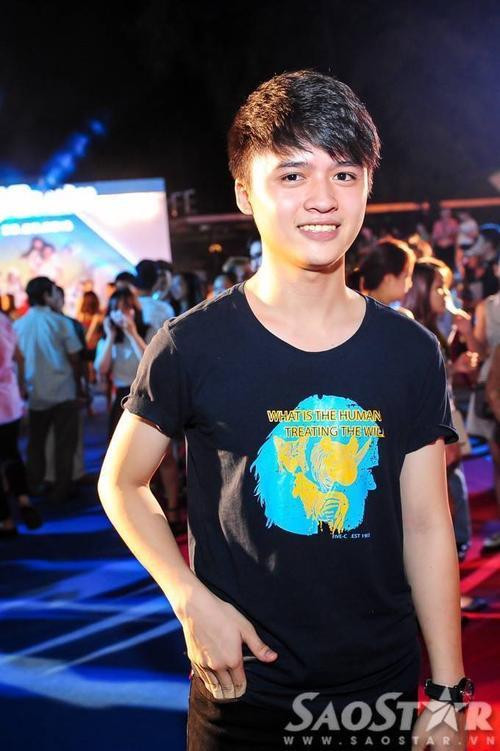 """Ca sĩ trẻ Đào Ngọc Sang - thành viên vừa dừng bước tại """"The Voice"""" phiên bản Việt mùa 3 của đội Mỹ Tâm."""