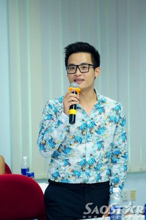 Ca sĩ Hà Anh Tuấn. Năm nay, anh giữ vai trò Đại sứ danh dự của chương trình.