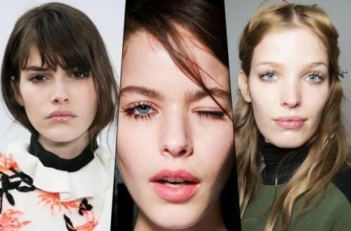 Doll - like lashes