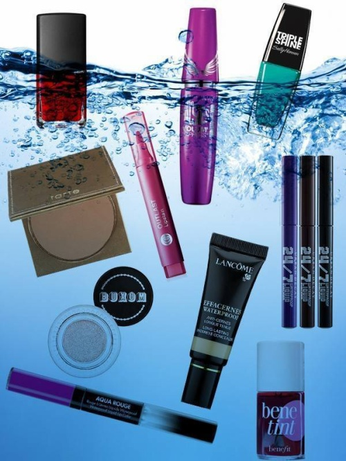 Waterproof Makeup