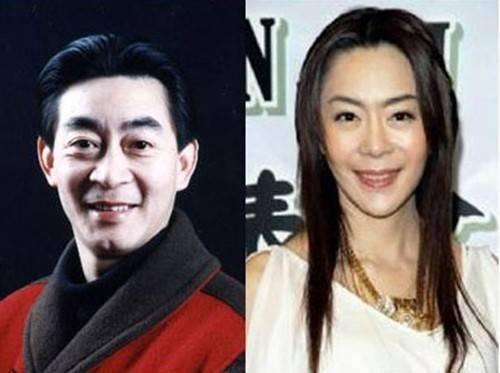 Lục Tiểu Linh Đồng và Dụ Khả Hân dù khác giới tính nhưng có vẻ ngoài giống hệt.