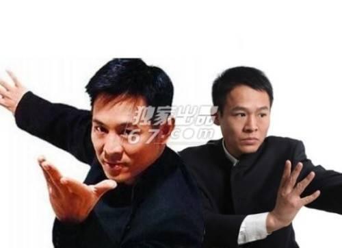 Lý Liên Kiệt cũng tự hào khi sở hữu một diễn viên đóng thế có gương mật cùng khí chất tương tự. Nhiều người khi gặp còn tưởng họ là anh em.