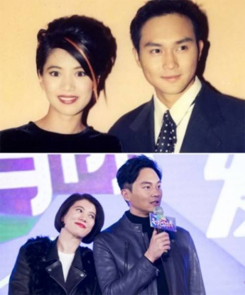 Viên Vịnh Nghi và Trương Trí Lâm bên nhau 23 năm.