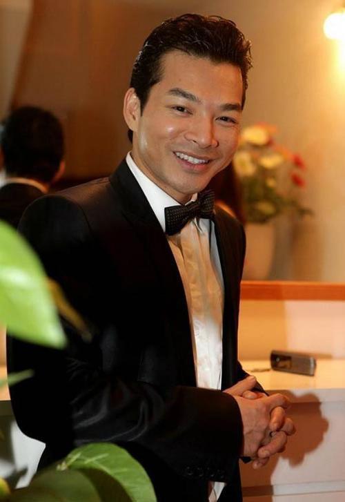 Nhà sản xuất - diễn viên Trần Bảo Sơn.