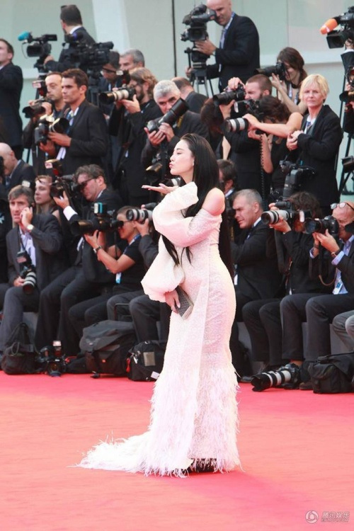 Trương Hinh Dư tự tin sẽ mang lại điểm nhấn cho điện ảnh Hoa ngữ tại LHP Venice.