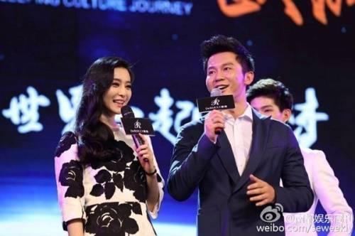 Phạm Băng Băng - Lý Thần vướng tin đồn cưới vào ngày 1/10.