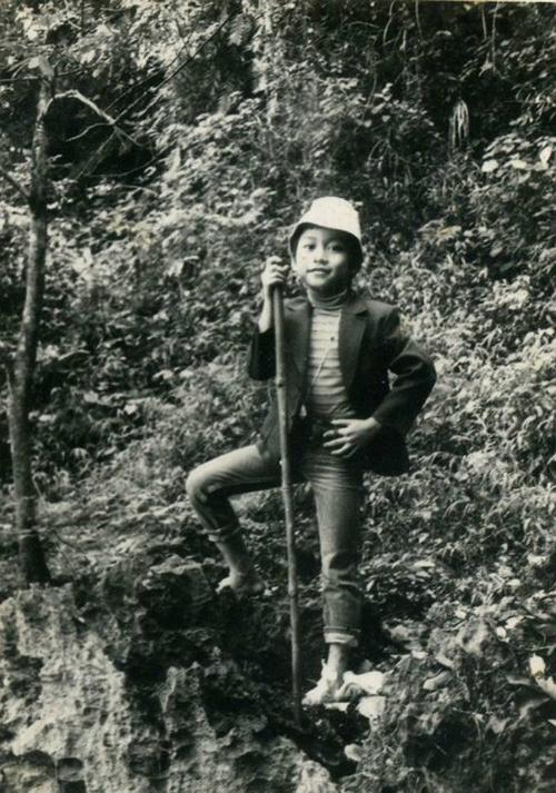 Tuấn Hưng sở hữu ngoại hình điển trai ngay từ nhỏ.