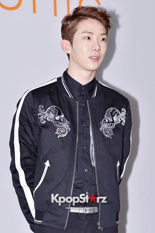Trưởng nhóm 2AM Jo Kwon.