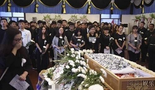 Lễ tang của Châu Vân Lữ tổ chức vào sáng 6/9.