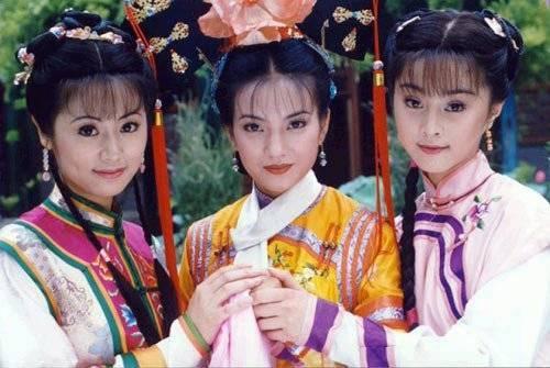 3 nàng xinh đẹp năm xưa trong Hoàn Châu cách cách.