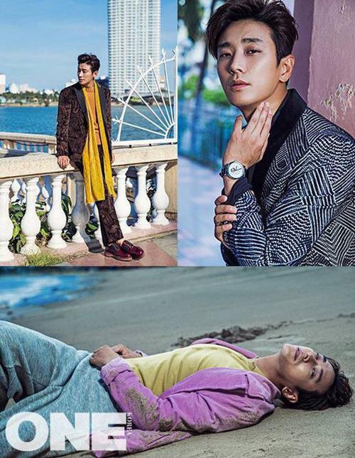 """Trên ấn phẩm ONE, khi được hỏi về diễn viên muốn cộng tác, Joo Ji Hoon chỉ tên Park Shin Hye và Ji Chang Wook. """"Tôi đã từng làm việc với Park Shin Hye vì thế sẽ rất thú vị nếu lại được cộng tác chung. Còn với Ji, cậu ấy có cả nét đáng yêu lẫn hoang dại. Tôi muốn đóng chung phim với cậu ấy để có thể thể hiện được 2 cá tính đó"""" - Joo Ji Hoon nói."""