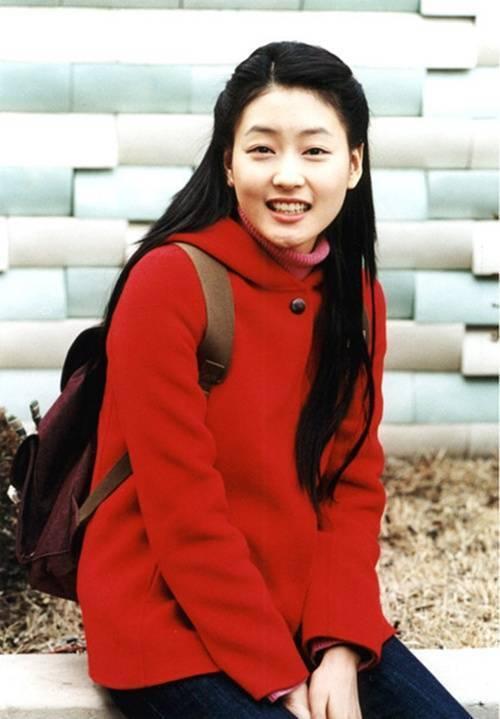 Park Jin Hee thời đóng Hoa bất tử.