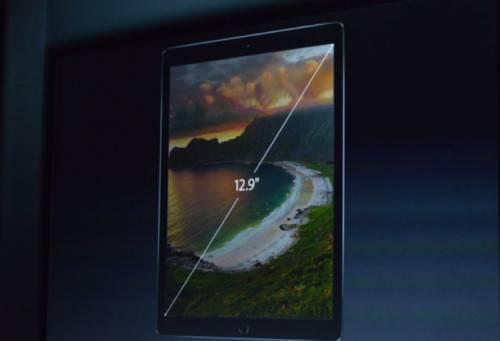 iPad Pro có màn hình 12,9 inch