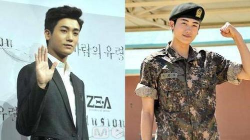 Park Hyung Sik nổi tiếng sau khi tham gia show Real Men.