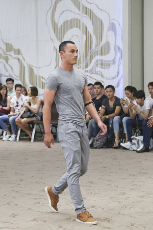 saostar - Vietnam Fashion Week - model - casting (28)