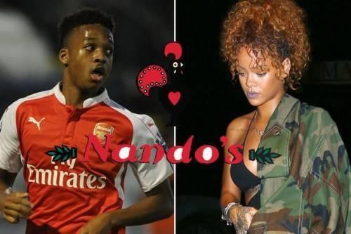 Chris đang lên kế hoạch chinh phục và hẹn hò với ca sĩ Rihanna.