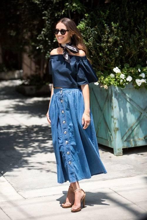 saostar - Julie Matos - bi quyet - street style (1)