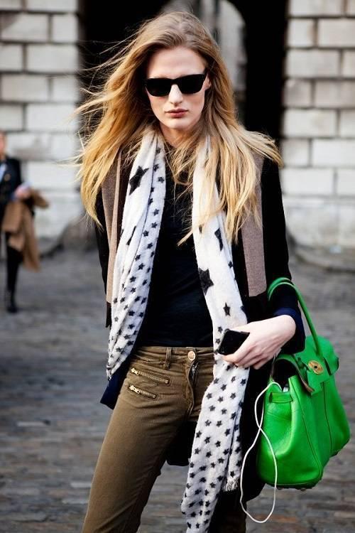 saostar - Julie Matos - bi quyet - street style (2)