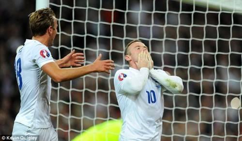 Niềm vui và hạnh phúc đến với tuyển thủ Anh dồn dập và hân hoan