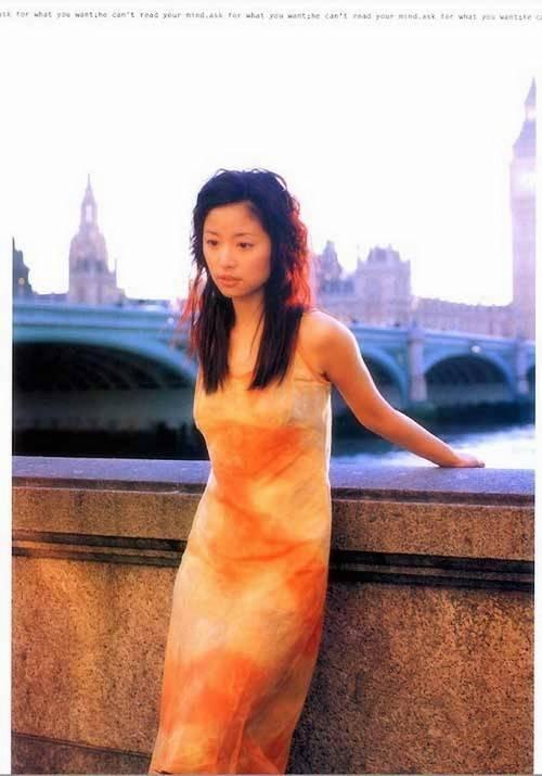 Nét đẹp thời mới khởi nghiệp của Lâm Tâm Như.