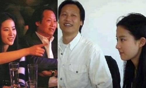 Trần Kiến Phi và Lưu Diệc Phi từng như bóng với hình.