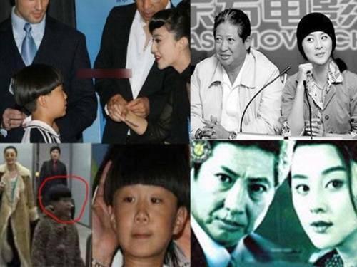 Hồng Kim Bảo và Phạm Băng Băng từng bị đồn có con chung.