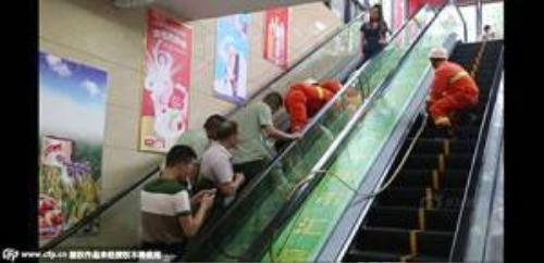 Vụ tai nạn xảy ra vào 16 giờ ngày 15 tháng 9 vừa qua ở Trùng Khánh, TQ.