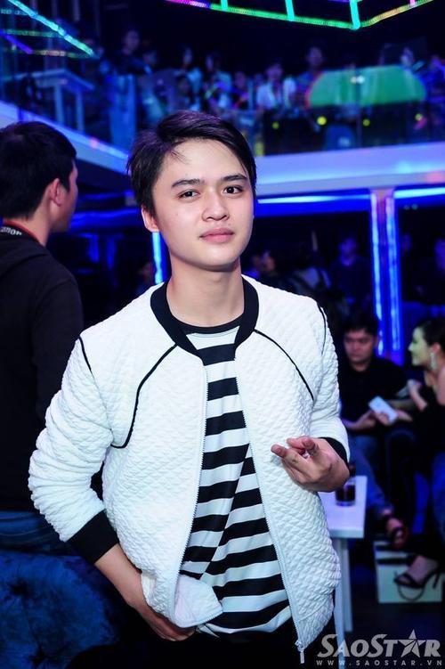 Đào Ngọc Sang - thí sinh của đội Mỹ Mỹ Tâm ở The Voice mùa 3.