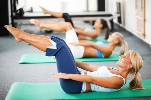 """Pilates với cường độ tập luyện mạnh hơn giúp bạn """"đốt cháy"""" năng lượng nhiều hơn."""