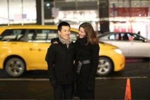 """""""Chúng tôi từng hẹn hò với nhau 6 tháng khi tôi tới Nhật Bản thông qua một chương trình trao đổi sinh viên. Sau đó chúng tôi mất liên lạc. Trong vòng 10 năm"""""""