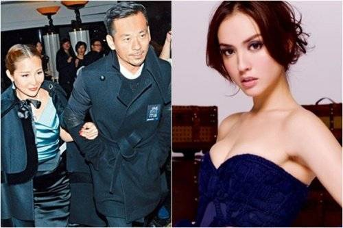 Liêu Bích Lệ (phải) hả dạ khi chen ngang vào cuộc hôn nhân Châu Trác Hoa - Trần Tú Linh.