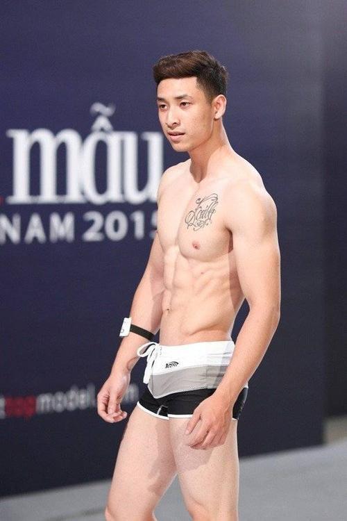Hoang Gia Anh Vu mot trong nhung thi sinh nam co hinh the dep (1)-b413f