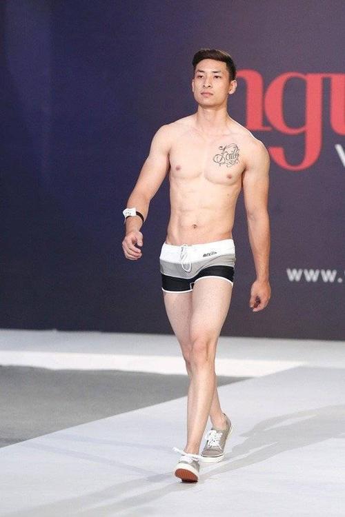 Hoang Gia Anh Vu mot trong nhung thi sinh nam co hinh the dep (2)-b413f