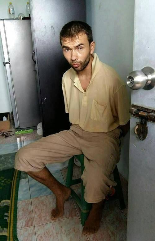 Nghi phạm người nước ngoài đầu tiên bị bắt giữ có liên quan đến vụ đánh bom Bangkok.