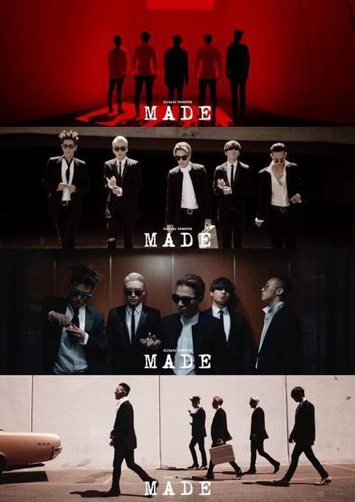 Album MADE giúp Big Bang khẳng định được chỗ đứng lẫn chinh phục thêm người nghe.