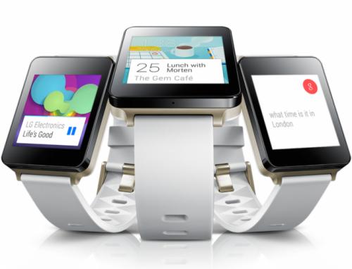 Các smartwatch Android Wear tích hợp rất tốt các dịch vụ tiện ích của Google