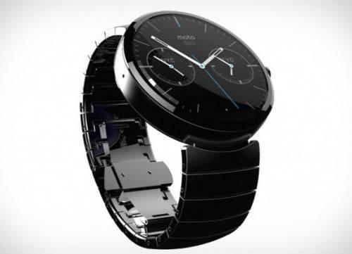 Nhờ ứng dụng Android Wear mới, người dùng thích  có một chiếc smartwatch mặt tròn kết hợp với iPhone đã được toại nguyện