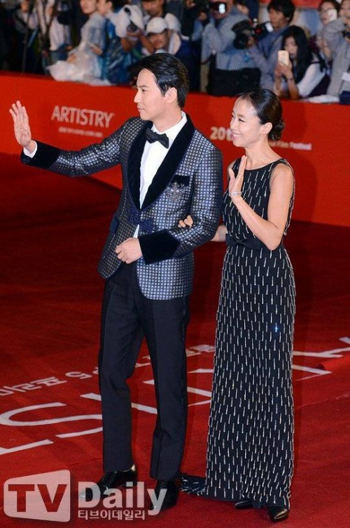 Cặp đôi Jeon Do Yeon - Kim Nam Gil của The Shameless.