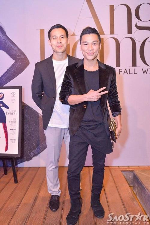 Chung Thanh Phong show (13)