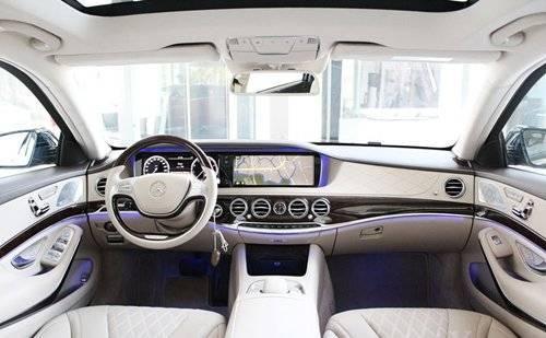Mercedes S400L (1)
