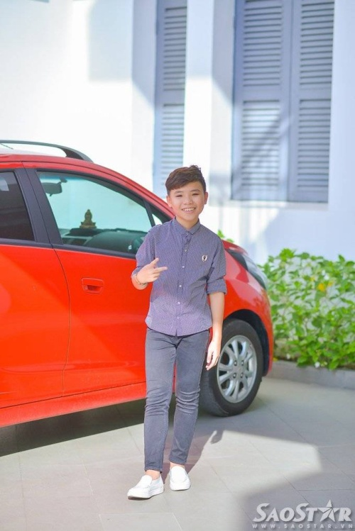 saostar - Cong Quoc - The voice Kids (8)